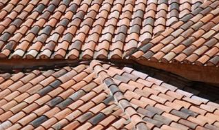 Le décrassage de toiture