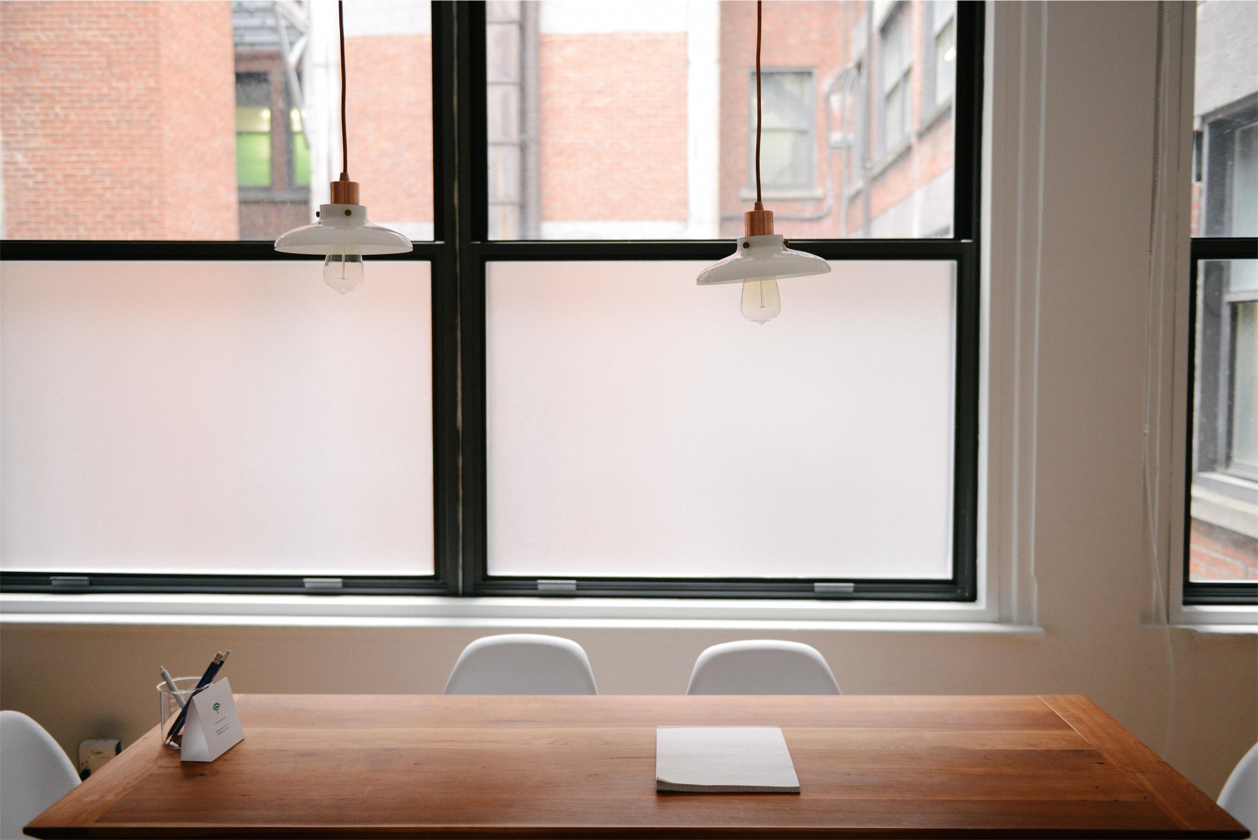 Jouissez des bienfaits d'une fenêtre personnalisée