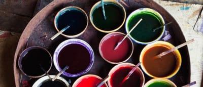 types de peintures décoratives