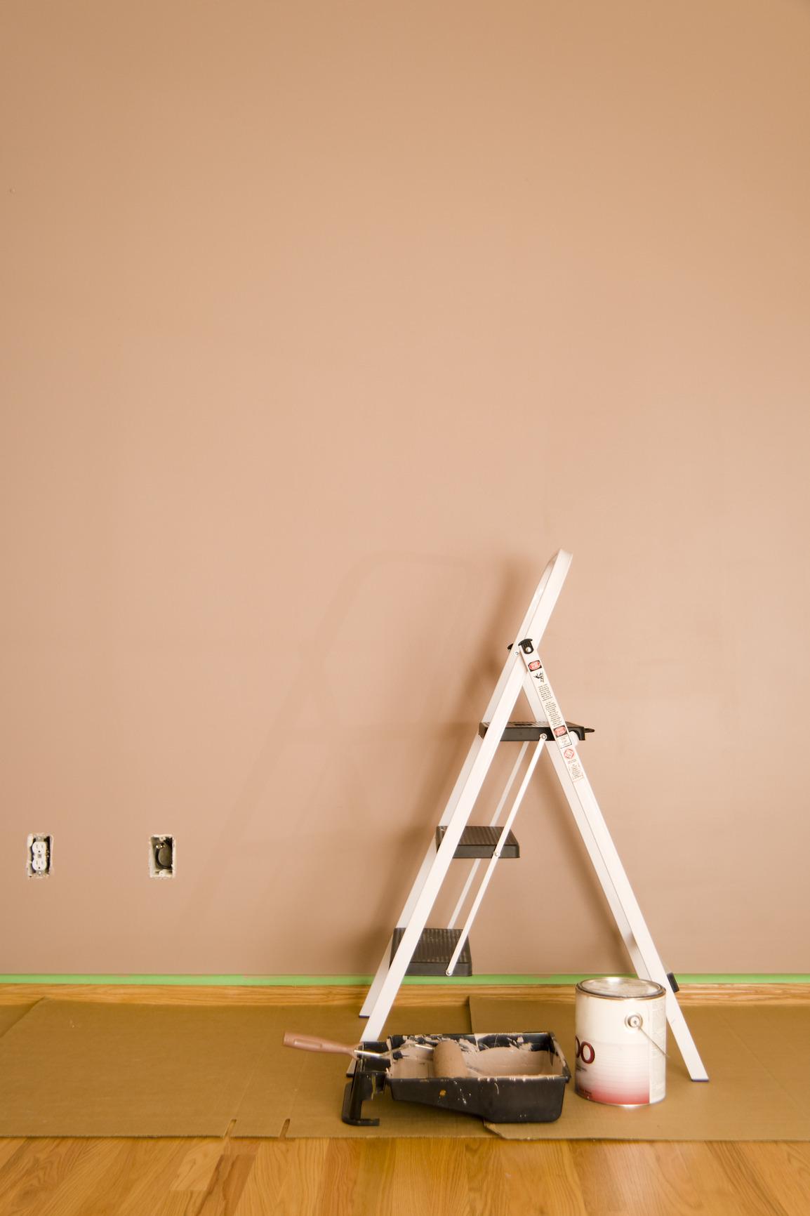 Peinture pour les murs