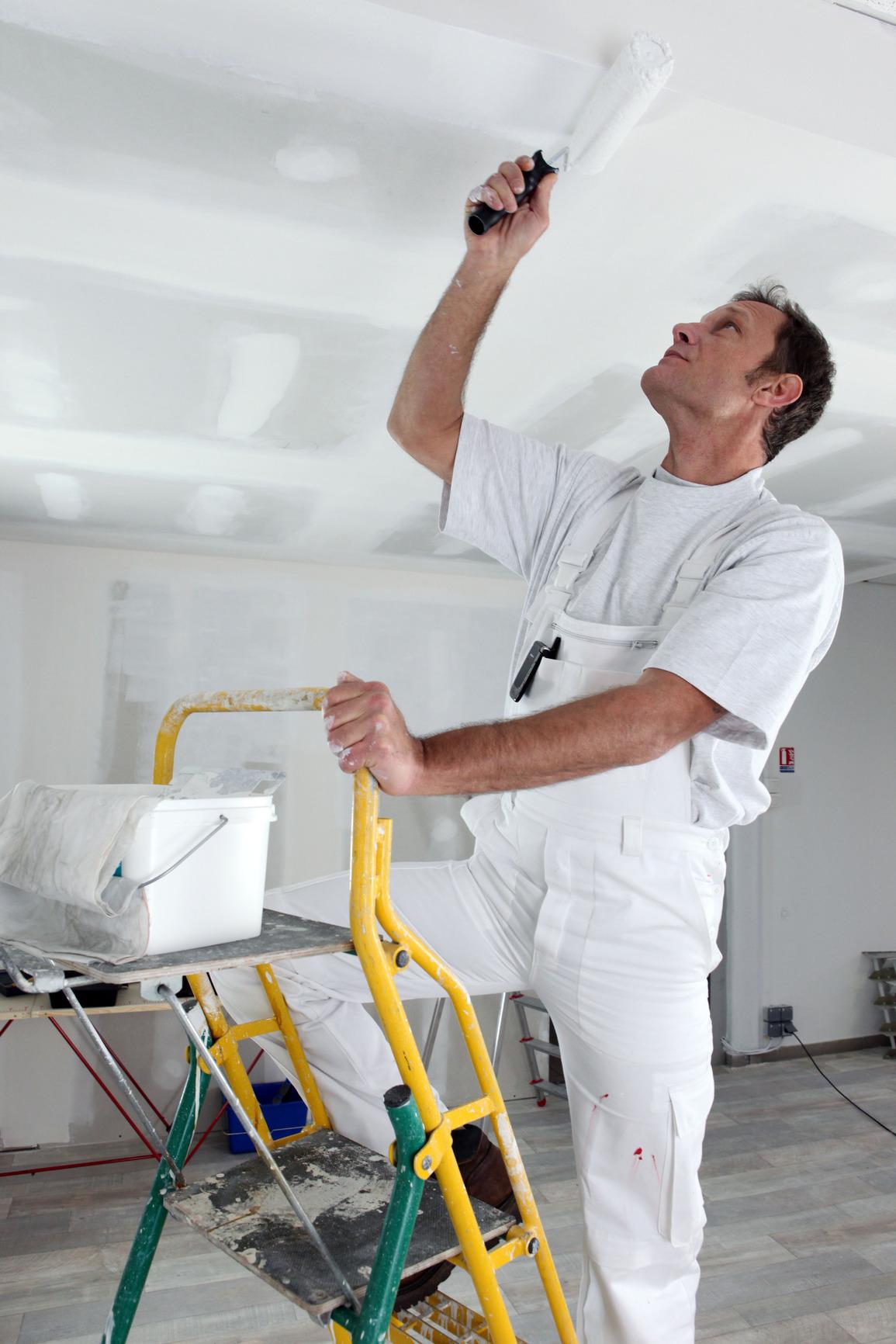 peinture de plafonds